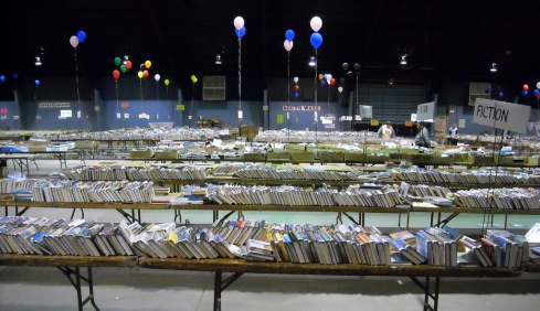 Annual Book Fair at OKC State Fair Park This Weekend