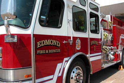 Edmond Fire Department Creates Five-Year Plan to Better Serve